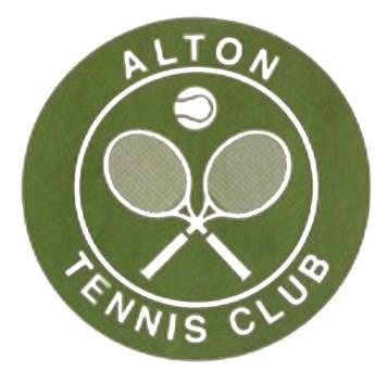 Alton Tenni Club logo - Courts 3 & 4