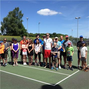 Alton Tennis Club - Parent/Child Tournament