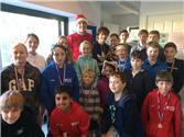 Junior Christmas Tournament & Annual Prize-giving